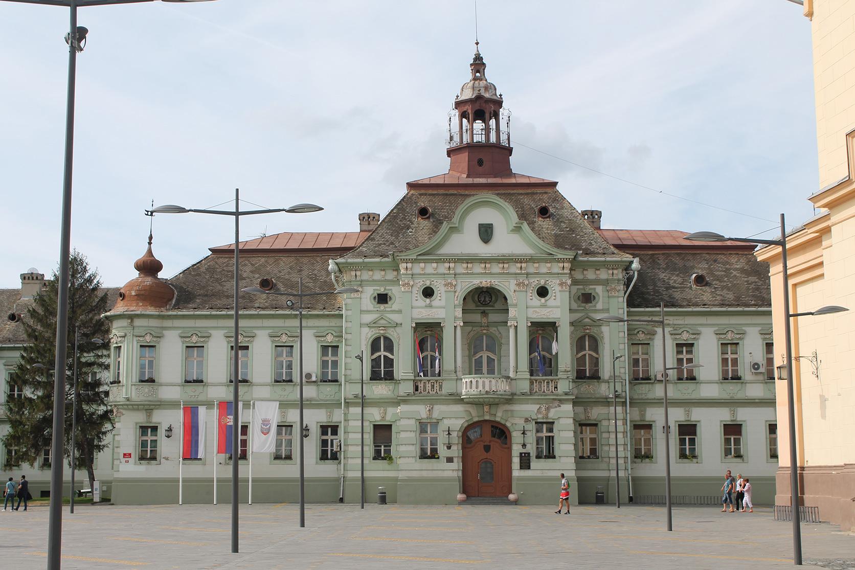 Opština Zrenjanin