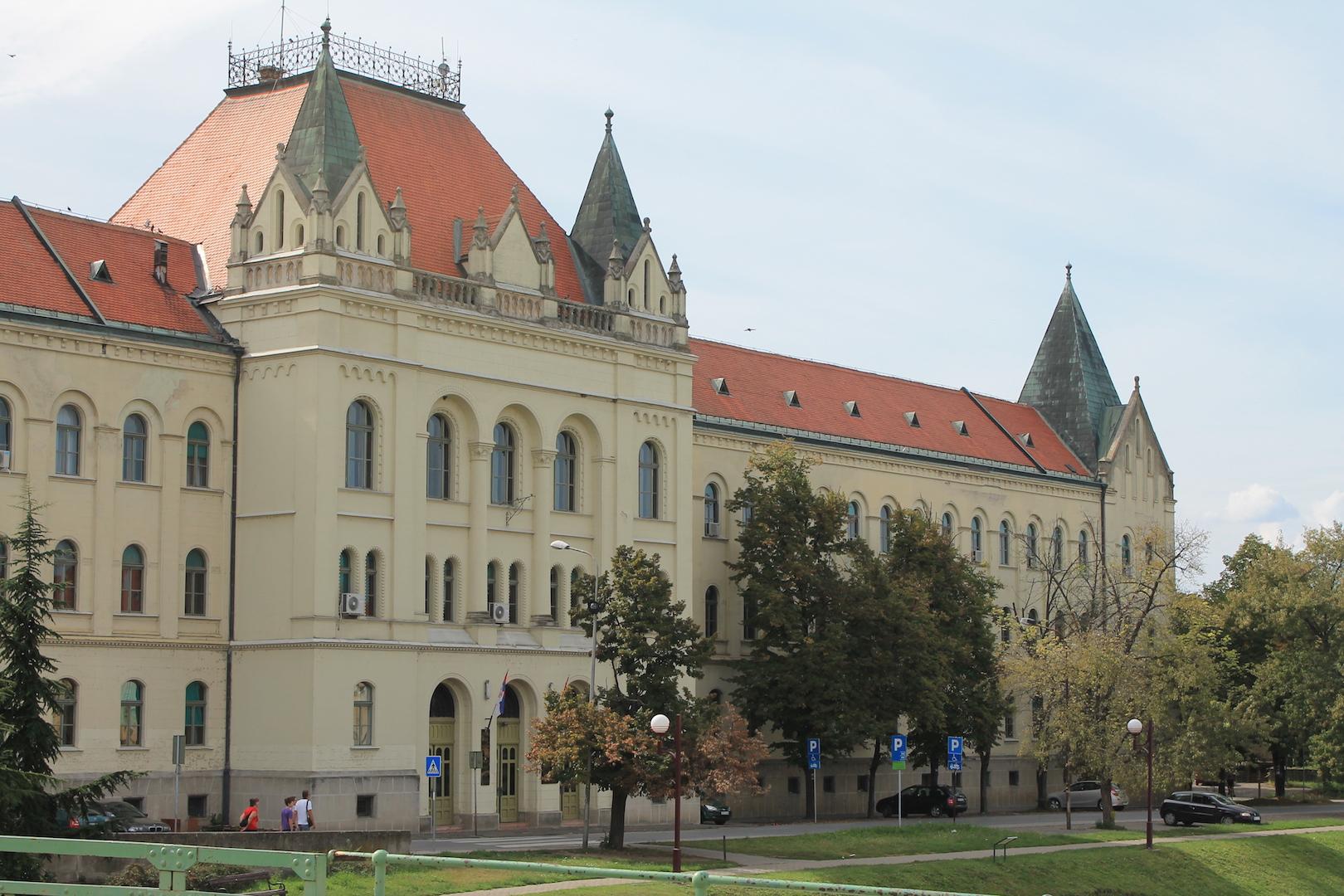 Zgrada suda Zrenjanin