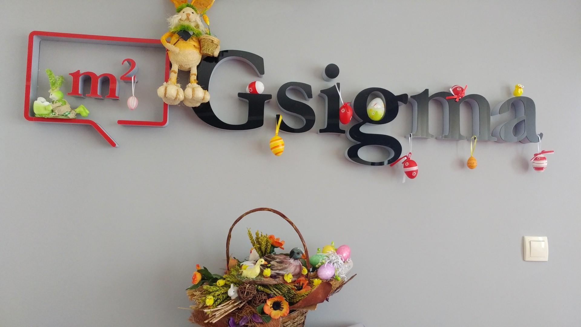 Agencija Gsigma, logo