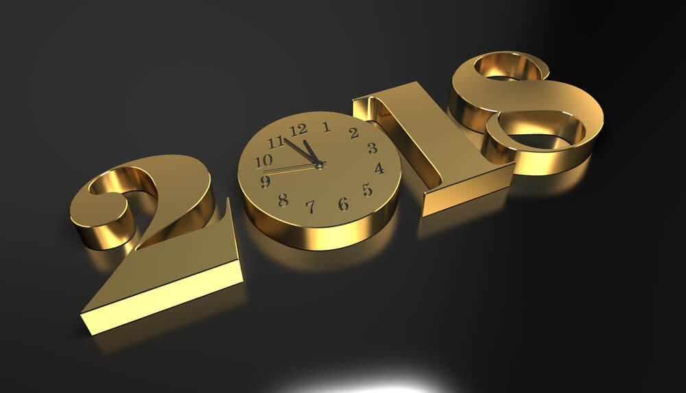 Nova 2018 godina